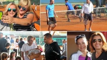 Tenis i autizam: Odlična atmosfera na tradicionalnom humanitarnom turniru