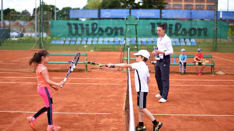 Održan turnir za djecu do 8, 9 i 10 godina TSSH-a