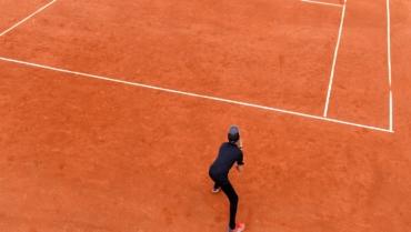 Natjecateljski tenis