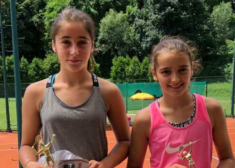 Rebeka Cindrić do svog prvog naslova u konkurenciji do 16 godina
