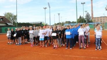 U Varaždinu finale Ekipnog državnog prvenstva za djecu do 14 godina u tenisu