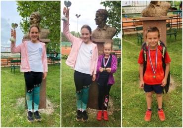 Odlične rezultate nose najmlađi Varteksovci sa terena Punčeca