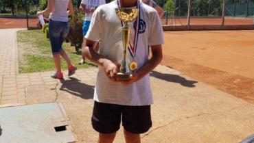 David Mikić prvi na OP. Preloga do 12 i 14 godina